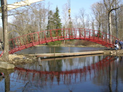 Jalakäijate sild